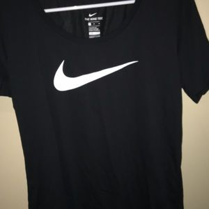 Black Nike Tee